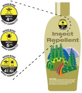 EPA Repellent Information