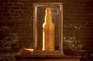 Dewar's Honeycomb Bottle