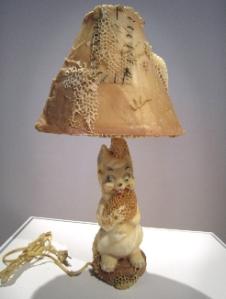 beeswax lamp